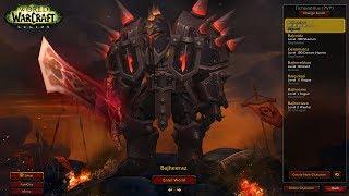 Bajheera - 970+ iLvl Warrior/DH 3v3 to 2400+ (Part 2) - WoW Legion Season 7 PvP