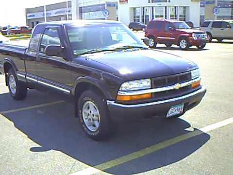 2003 chevrolet s 10 extended cab 4x4 youtube. Black Bedroom Furniture Sets. Home Design Ideas