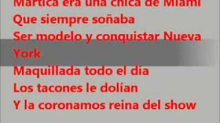 Más con letra - Ricky Martin
