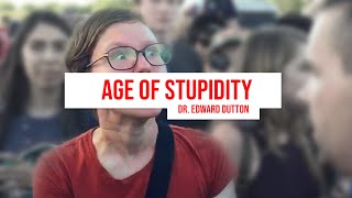 Gambar cover Idiocracy: Age of Stupidity with Dr. Edward Dutton / The Jolly Heretic
