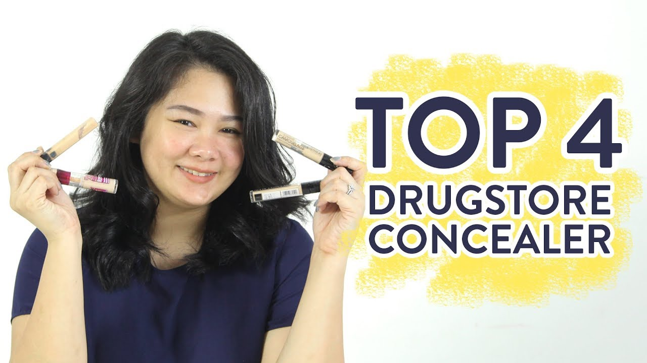 deb4d933ffc 4 Rekomendasi Drugstore Concealer! | Female Daily - YouTube