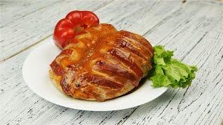 Запеченная куриная грудка - Рецепты от Со Вкусом