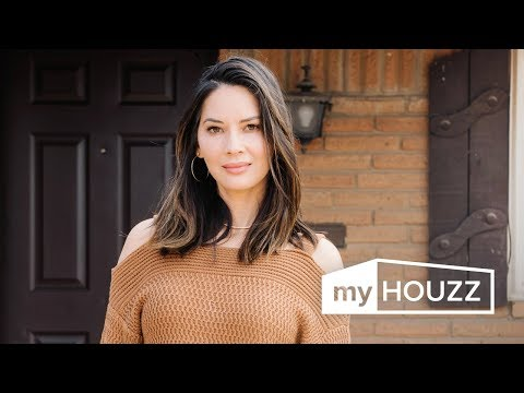 My Houzz: Olivia Munn's Surprise Renovation for Her Mom