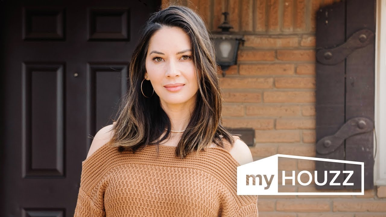 Olivia Munn's Surprise Renovation for Her Mom