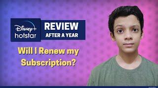 Disney Plus Hotstar Review - Will I Renew My Subscription?   Techno Vaibhav