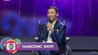 Punya Semangat Luar Biasa!! Komika Dani Aditya Bikin Bangga Deddy Corbuzier –  MAGICOMIC SHOW