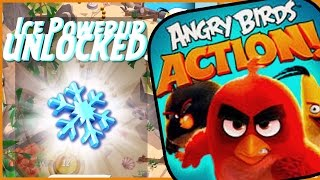 NEW FREEZE POWER-UP - Angry Birds Action Game - Levels 12 - 17 Completed (IOS/ANDROID)