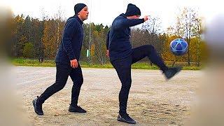 Learn 1 INSANE Street Football SKILL! ★ (SkillTwins Tutorial)