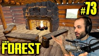 The Forest #73 | CHIMENEA!!! | Gameplay Español