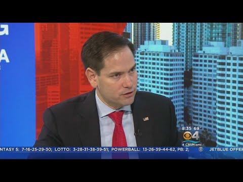 Web Extra: Sen. Marco Rubio Speaks About Law Enforcement's Failures Following School Shooting
