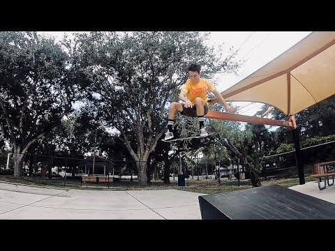 Tequesta Skatepark Montage