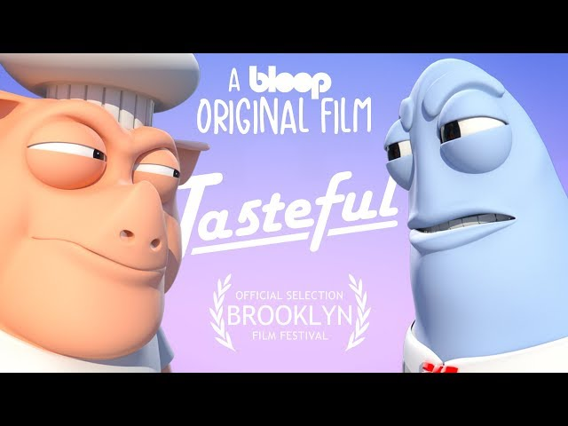 Tasteful | 3D Animated Short Film