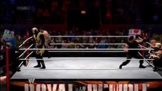 WWE 2K14: Royal Rumble 2014 - An Alternative Outcome
