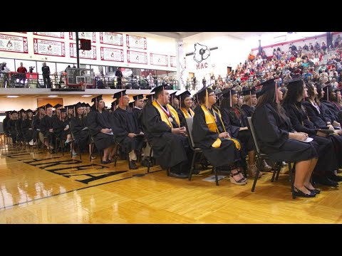 Mineral Area College Commencement 2019