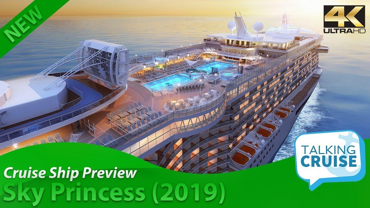 Sky Princess - Cruise Ship Preview (2019)