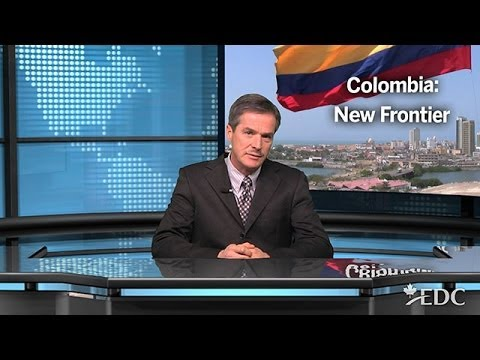 Colombia: New Frontier - February 6, 2014