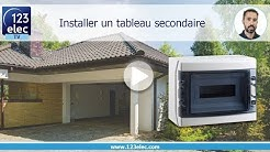 Comment installer un tableau secondaire ?
