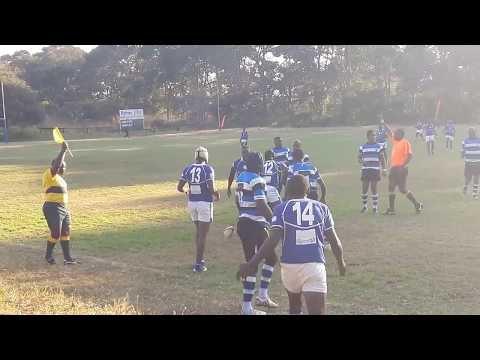 Mutare Sports club vs Mat worriors highlights