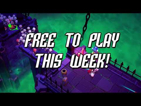 Super Dungeon Bros [PS4/XOne/PC] Free to Play Until January 25th