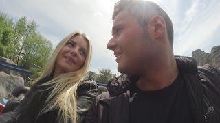 Die geheimnisvolle Blondine   Europapark Teil 2