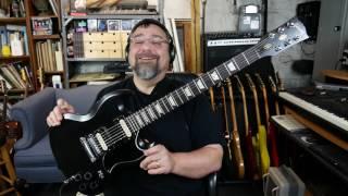 2013 Gibson SG Future Tribute in Ebony