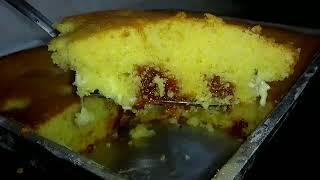 Como fazer bolo de Milharina Romeu e Julieta