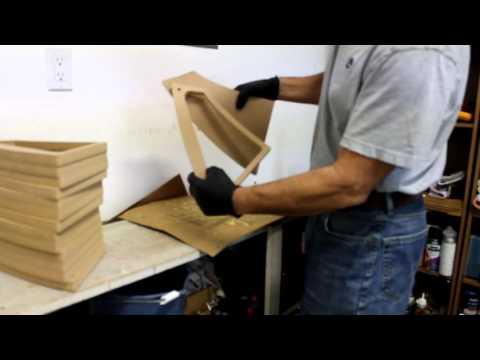 Scuderia Audio Speaker Box Construction
