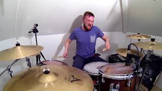 Them Crooked Vultures - Elephants (Drum Cover)