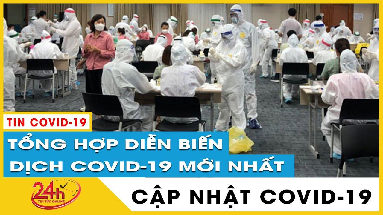 Tin tức Covid-19 mới nhất hôm nay 29/6. Dich Virus Corona Việt Nam  TP.HCM CA NHIỄM MỚI KỶ LỤC
