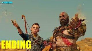 God Of War 4 Ending|Spreading Mother