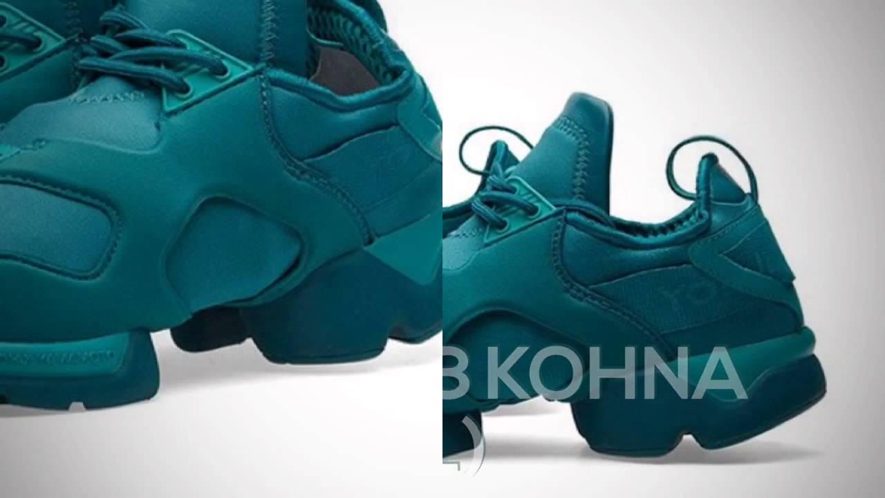 Adidas y 3 kohna (vero turchese) / pace x 9 su youtube