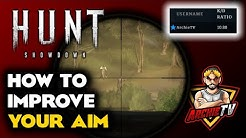 How To Improve Aim & Mouse/Video Settings [Hunt Showdown Guide]