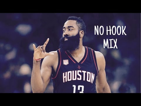 "James Harden CAREER MIX ""No Hook"" YBN Nahmir x YBN Almighty Jay"