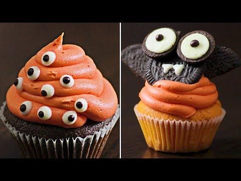 Как приготовить сладости на хэллоуин