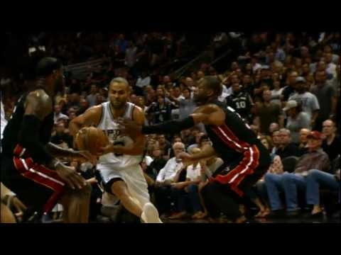 Tony Parker's Top 10 Plays from the 2013 NBA Finals