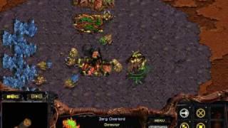 StarCraft (White-Ra) - ЛКИ, матч 2 (1/2)