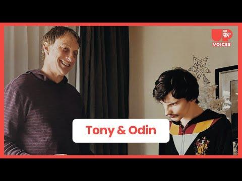 Upworthy Voices: Tony Hawk Meets Odin