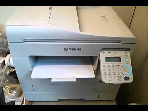 Samsung SCX-4729FW Laser MFP Print Drivers for Windows XP