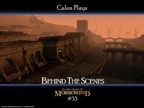 TES III: Morrowind, Calen Edition #33 [Behind the Scenes]