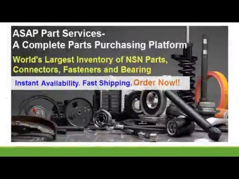 Leading Distributor of Aircraft Parts - Asap Part Services