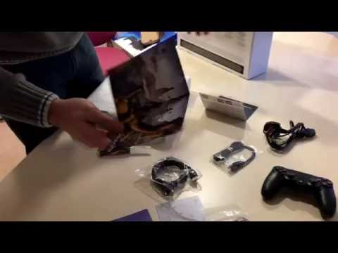 PlayStation 4 Pro unboxing!