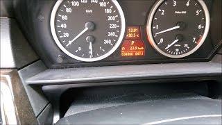 BMW E60 5 SERIES Почему пропадает тяга в двигателе.  4 ОСНОВНЫЕ ПРИЧИНЫ.