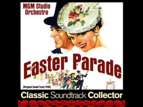 Steppin' out with My Baby - Easter Parade (Original Soundtrack) [1948]