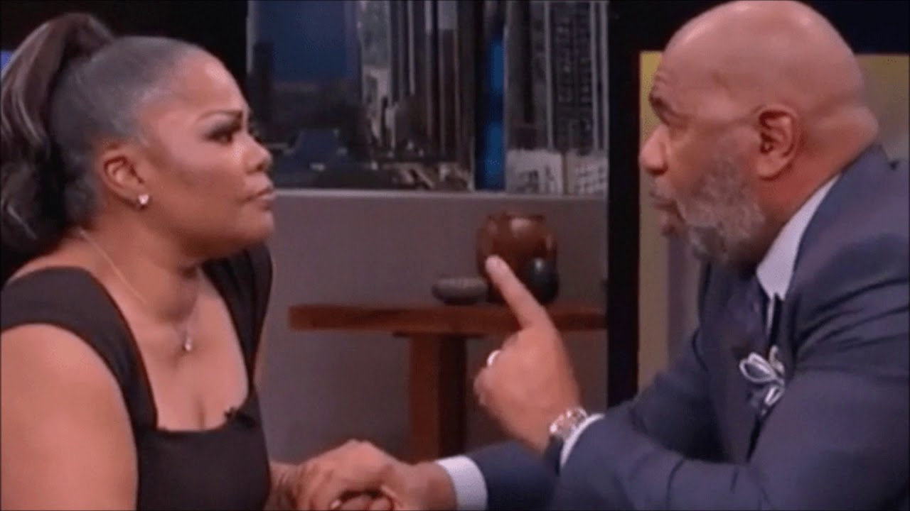 Steve Harvey Says He Wants To Help Mo'nique Make Amends After Blackball Claims