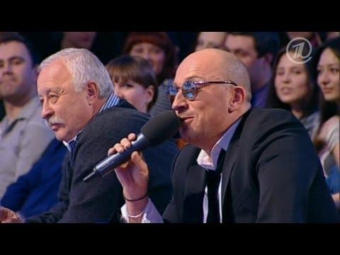 Видео, КВН 2012 Высшая лига вторая 18 - Разминка с жюри