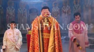 Հայաստանում Խաչքավորների պակաս չկա  Էդուարդ Շարմազանովն էլ իր ծննդավայրում դարձավ Խաչքավոր