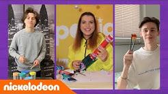 Gründe deine eigene Band! 🎸 | #ZusammenZuhause mit Spotlight | Nickelodeon Deutschland