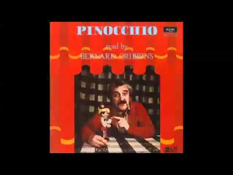 Pinocchio read by Bernard Cribbins 1978