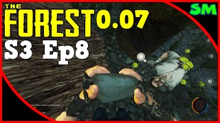 The Forest Alpha 0.07 | Part 8 | Star Prison #3 + CANNIBAL WAR! | Episode 47 | Let