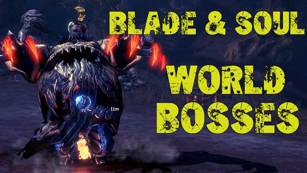 Blade soul world bosses profane jiangshi youtube gumiabroncs Images